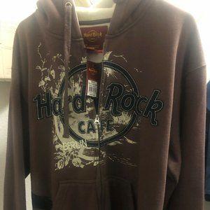 Brand New Hard Rock Cafe Hoodie - Berlin